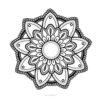 Mandalas-orientales-coleccion-bolsillo- flor