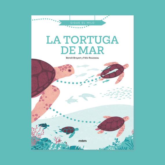 portada la tortuda de mar